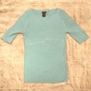 Loft knit sweater, size M